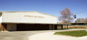 Arthur D. Hay School (grades 4-6)