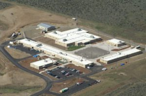 Warner Creek Correctional Facility in Lake County